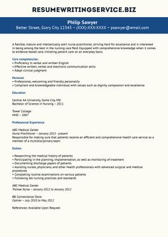 nurse practitioner resume sample. Resume Example. Resume CV Cover Letter