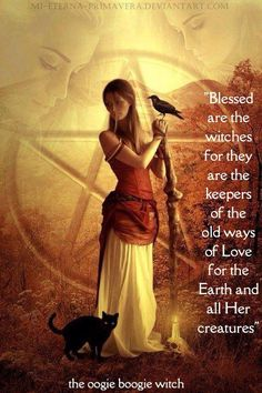 "Blessed Are The Witches…….""The Witch exactly bless it be Wiccan Witch, Wicca Witchcraft, Witch Quotes, Hedge Witch, Witch Spell, White Witch, Beltane, Book Of Shadows, Coven"