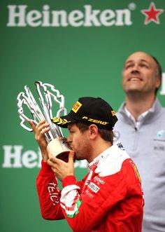 Sebastian Vettel | 2016 Canadian GP