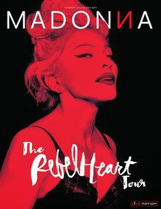 LUPIN4TH MAGAZINE: Madonna, tre concerti a Torino