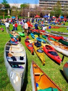Buffalo Bayou Kayak Tours