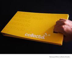 collecta: Olha a nossa pasta-portfolio