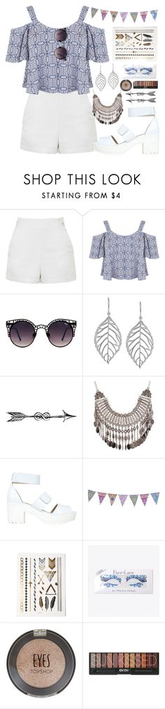 """""""-XYouDecideX-"""" by i-smell-grunge ❤ liked on Polyvore featuring Topshop, Miss Selfridge, Quay, Jewel Exclusive, Forever 21, Natural Life and Face•Lace"""
