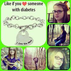 Danielle <3 #helpcurediabetes