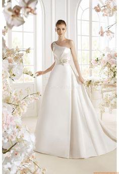 Vestido de novia Avenue Diagonal Pazia 2014