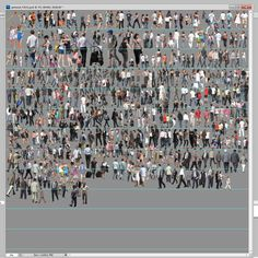 People For Photoshopped Renders