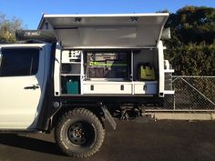 VW Amarok Duel Cab, slide off canopy. Volkswagen Amarok, Vw Amarok, Toyota Camper, Car Camper, Off Road Camping, Truck Camping, Custom Ute Trays, Aluminum Truck Beds, Flatbed Truck Beds