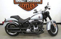 2011 Harley-davidson Fat boy lo - flstb Standard Motorcycles