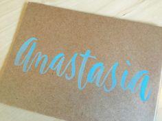 A hand-lettering design studio based in Oakland, California. Lettering Design, Hand Lettering, Paper Envelopes, Kraft Paper, Calligraphy, Lettering, Handwriting, Calligraphy Art, Hand Drawn Type