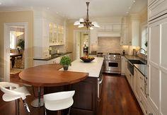 Plain & Fancy Custom Cabinetry desgined by Right Angle Ktichens & Design Ken Schaefer #DreamDesignContest #Kitchen