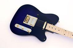 Custom designed Dixie from MonikerGuitars.com. Check out more here - https://monikerguitars.com/blog/custom-guitar-marc-smith
