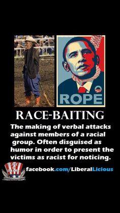But racism no longer exists, remember? Smh...