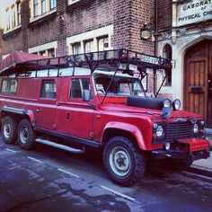 The Ultimate Land Rover