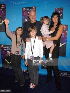 David Gilmour,Polly Samson,Gabriel,Joe & Romany