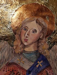 Angels by Beata Jarmolowska.