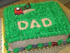 Father's Day Cake Decorating Ideas   Fathers Day Cake Decorating Idea Hamburger Cake Cheeseburger Cakejpg