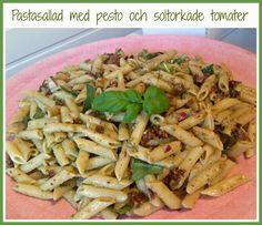 Pasta Salad, Pesto, Ethnic Recipes, Student, Crab Pasta Salad, College Students, Noodle Salads