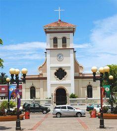 Catholic  church in Hatillo,  Puerto Rico
