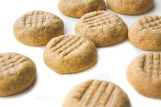 The Best Soft and Chewy Peanut Butter Cookies: What is better than classic, soft and chewy peanut butter cookies? Umm... not a whole lot comes to mind. Get ready to fall in love with a cookie   aheadofthyme.com