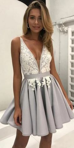 Hot Sales White Lace Off the Shoulder V Neck High Quality Cheap Homecoming Dresses Short Prom Dress Party Gowns sold by dresstop. Shop more products from dresstop on Storenvy, the home of independent small businesses all over the world. Cute Homecoming Dresses, Prom Party Dresses, Party Gowns, Evening Dresses, Junior Prom Dresses Short, Cheap Hoco Dresses, 8th Grade Prom Dresses, Freshman Homecoming Dresses, Dress Prom