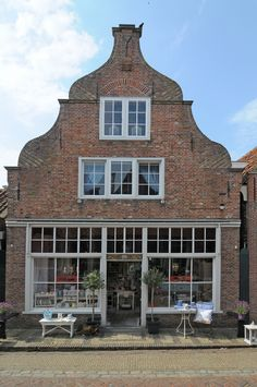 Welcome! Originated Monnickendam Shop Fronts, Shop Interior Design, Countries Of The World, Small Towns, Netherlands, Holland, Amsterdam, Dutch, Beautiful Places