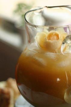 Mango Iced Tea: from Bobby Flay's Boy Meets Grill~