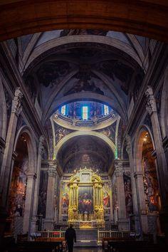 Iglesia del Patriarca (Valencia - Spain)