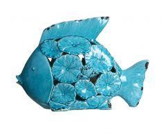 Blue Fish Dísztárgy