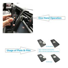 Galaxy S and More Phone Holder for Car 8//7 WixGear Universal Dashboard Curved Phone Car Suction Cup Mount Holder for Cell Phone 360 Degree Rotation Compatible with iPhone Xs//XS Max 6