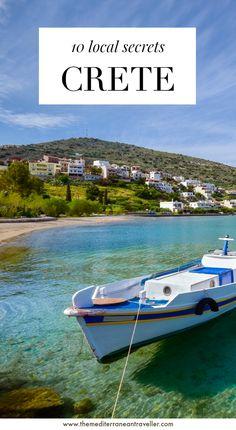 Local Secrets: Crete Insider Tips from We Love Crete) – Best Travel Destinations Greece Destinations, Travel Destinations, Greece With Kids, Europe Travel Guide, Budget Travel, Mykonos, Santorini, Crete Greece, Greece Travel