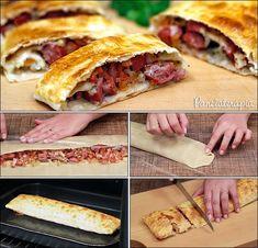 PANELATERAPIA - Blog de Culinária, Gastronomia e Receitas: Pastelão de Forno