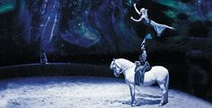 Cavalia! Extravaganza Horse Shows & Performances Learn about #HorseHealth #HorseColic www.loveyour.horse