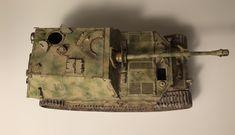 1/87 HO Ferdinand by Roco minitanks - 101 of the 653 battalion for Kursk layout