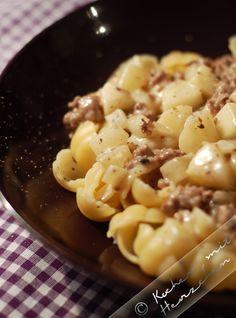 Kochen mit Herzchen - ♥ Mein Koch-Tagebuch mit viel Herz ♥: Einfache Schmorgurken