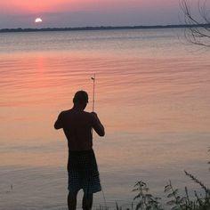 til the sun goes down..