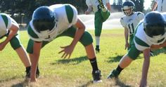 Building an offensive line: A recognition system for performance | Youth…
