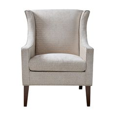 Madison Park Addy Wingback Chair & Reviews | Wayfair