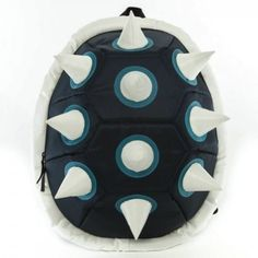 Blue Spike Shell Backpack Bookbag Spike. $49.53
