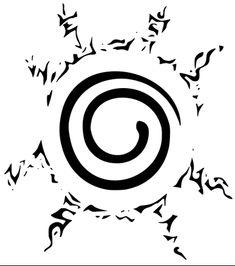 Naruto Tatou ventre
