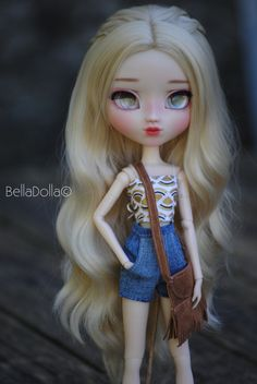 Dany : pullip custom by BellaDolla