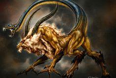 Mythical Creature – Chimera