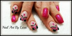 Pink Queen - Nail Art Gallery