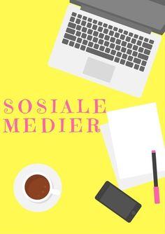 Blogginnlegg om sosiale medier, og hvordan man på best mulig måte kan bruke de i business! Gründerbloggen bak www.dinbabyshower.no