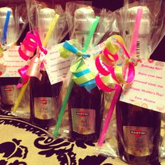 Mothers Day treats I made for my sisters :) cheers!! #myidea