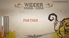 Wochenhoroskop: Widder (KW 36 - 2016) - So stehen deine Sterne Kinder Wochen vom 5. - 11.9.2016 #Horoskop #Widder #Liebe #Gesundheit #Job