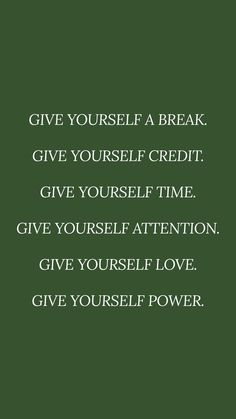 Give yourself grace, quotes to live by, iPhone lock screen, inspirational quotes for women