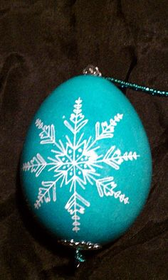 pysanky designs   Snowflakes were hard for me to do at first, they are so symmetrical ...