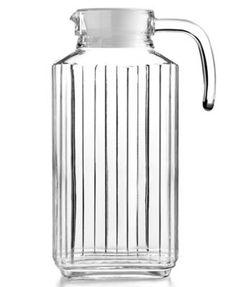 Martha Stewart Collection 57-oz. Glass Pitcher, Only at Macy's   macys.com