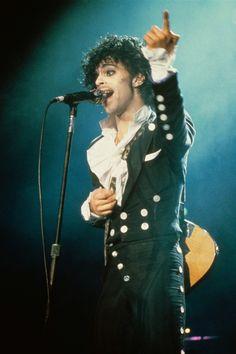 A Look at Prince's Sexy 4-Decade Style Reign: Circa 1980