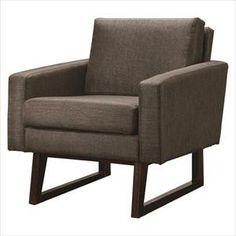 Accent Chair in Dark Brown | Nebraska Furniture Mart